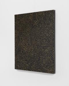 Yayoi Kusama, <i>Nets Infinity</i>, 1997, Acrylic on canvas, 20 x 18 in. (50 x 45 cm)