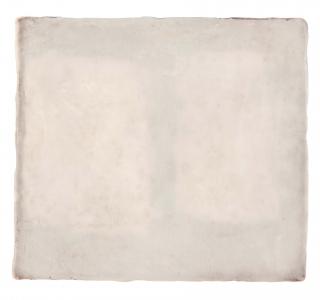 Richard Fleischner, <i>Untitled Encaustic</i>, 2017, encaustic on paper, 3 3/8 x 4 inches (9.5 x 10.2 cm)