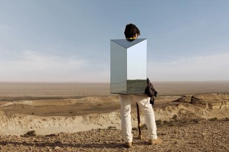 Anton Ginzburg, <i>Walking the Sea</i>, 2013, digital video with sound, 00:30:00