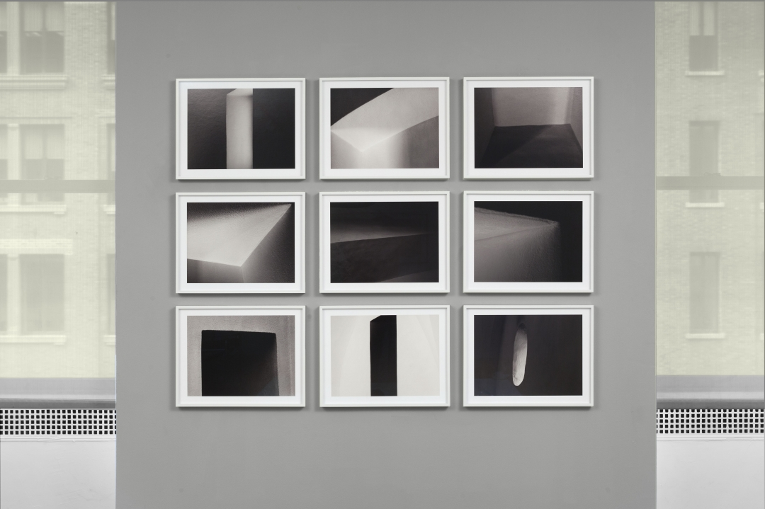 Richard Fleischner, <i>LeWitt House and Environs</i>, 2011-12, archival pigment prints, 17 x 22 in (each) 43.2 x 55.9 cm (each), Edition of 10